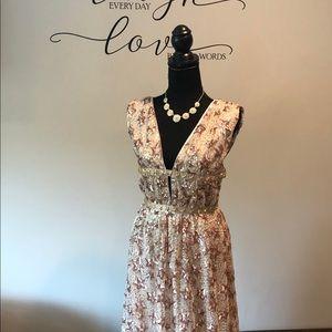 Dresses & Skirts - Floor length- lace dress